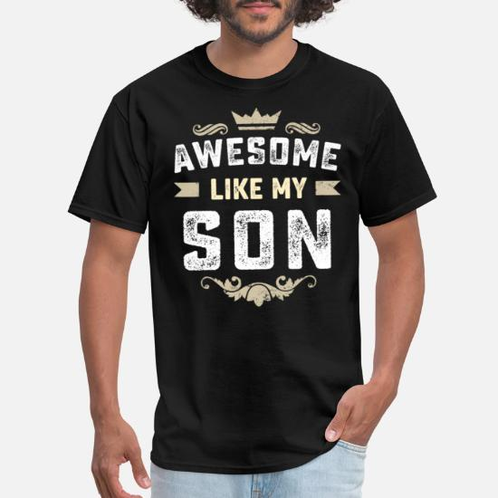 My Kids Funny Fathers Day Gift Special Dad Birthday Present Men T-Shirt  S-5XL