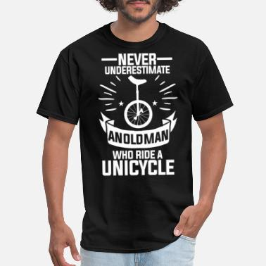 Unicycle Unicycle - Men's T-Shirt