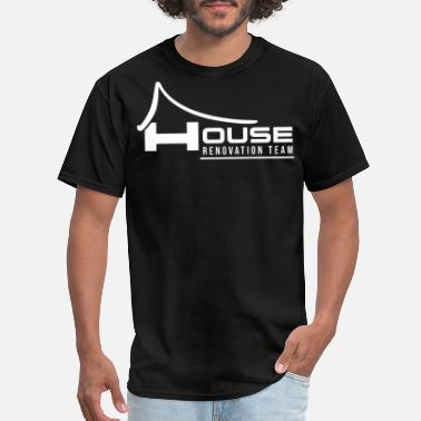Renovate House Renovation - Men's T-Shirt