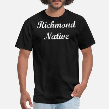 Dominion Richmond Native | Virginia - Men's T-Shirt