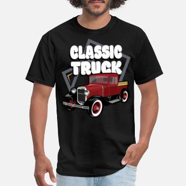 Classic Classic Car Truck - Men's T-Shirt