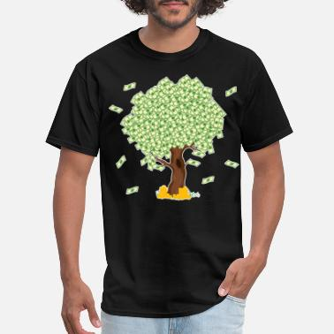 Dollar Tree of Money Tshirt Design For those who wants - Men's T-Shirt