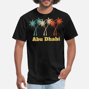 Abu Dhabi Beach Abu Dhabi - Men's T-Shirt