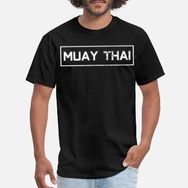 Cool Thai MUAY THAI - Men's T-Shirt