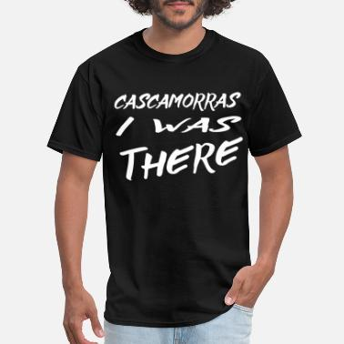 I Was There cascamorras i was there - Men's T-Shirt