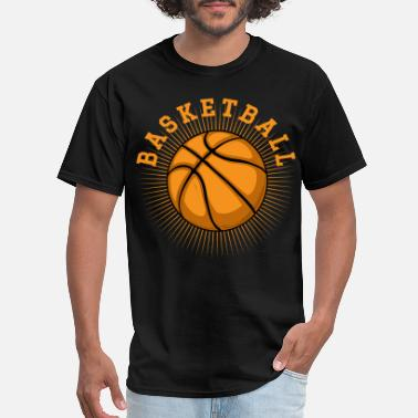 Streetball Basketball Streetball B ball - Men's T-Shirt