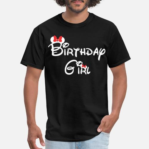 Mens T ShirtDisney Birthday Girl Boy Pirate