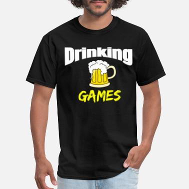 Drinking Game Drinking Games - Men's T-Shirt
