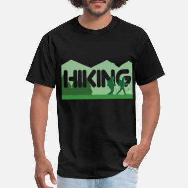 Recreational Sports Hiking Hobby - Recreation - Men's T-Shirt