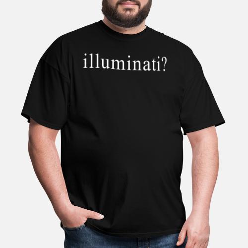 64a76560d Illuminati Punk Unisex Graphic Tee Style Anarchy D Men's T-Shirt ...