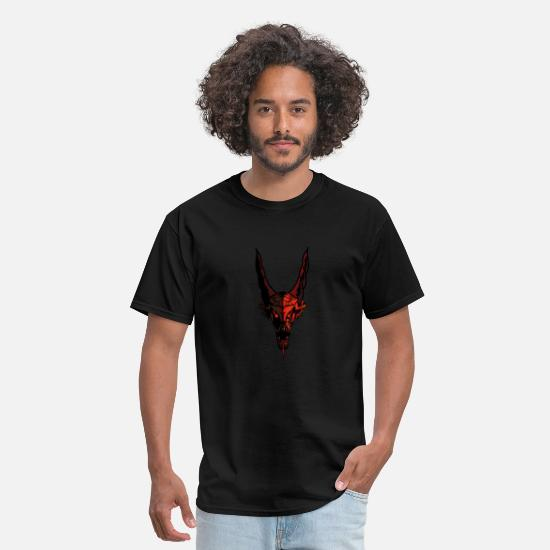 Fall T-Shirts - Spirit Fall - Imp - Men's T-Shirt black