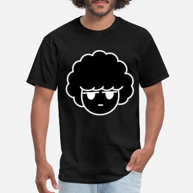 To And Fro fro design negative - Men's T-Shirt