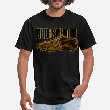 Amf Old school football GOLD - Men's T-Shirt
