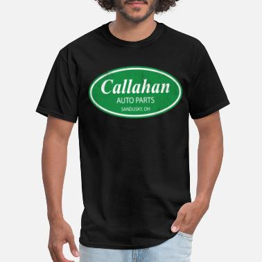 Tommy Callahan Auto Parts. - Men's T-Shirt