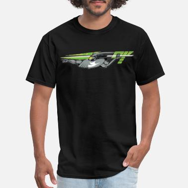 Furious Brian's Supra - Men's T-Shirt