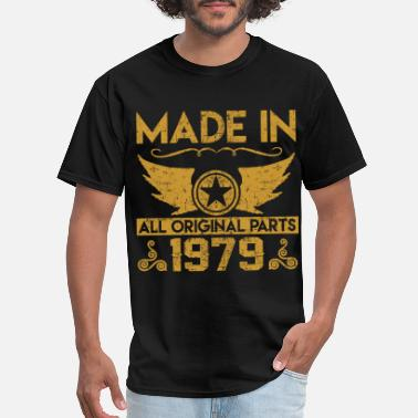 Parts made in 1979 33.png - Men's T-Shirt