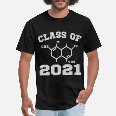 Class Of 21 CHEMISTRY 20212.png - Men's T-Shirt