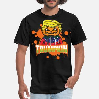 Make Halloween Great Again Trump / Trumpkin - Make Halloween Great Again Tee - Men's T-Shirt