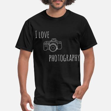 Cool photographie Love Standard Unisexe T-shirt Standard Unisexe T-Shirt