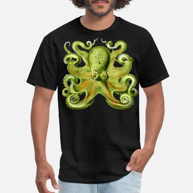 Octopus octopus slime - Men's T-Shirt