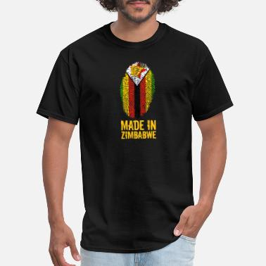 Zimbabwe Made In Zimbabwe / Great Zimbabwe - Men's T-Shirt