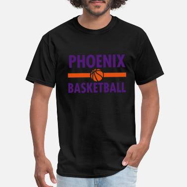 Phoenix Basketball Phoenix Basketball - Basketball statement design - Men's T-Shirt