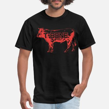 Steakhouse Steakhouse Steak Beef - Men's T-Shirt
