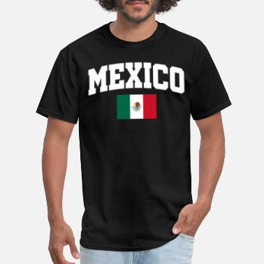 Mexico Retro Mexico retro jerseys - Men's T-Shirt