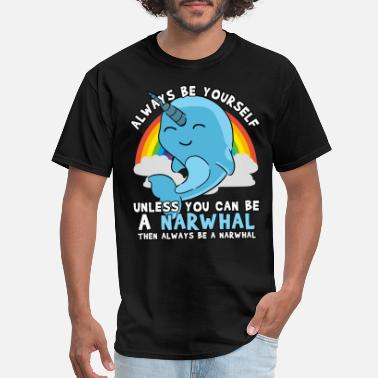 Narwhal Narwhal - Men's T-Shirt