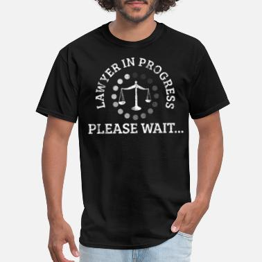 Progress Law School - Men's T-Shirt