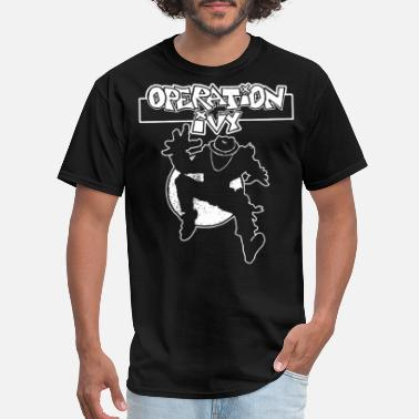 Ivy operation ivy logo ska man guy official merch game - Men's T-Shirt