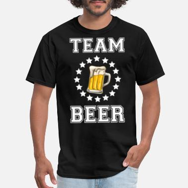 Team Beer Team Beer - Men's T-Shirt