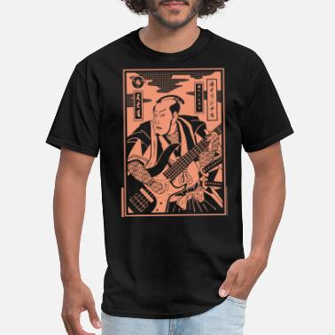 Carry On Films bassist samurai picture film cartoon men women jap - Men's T-Shirt