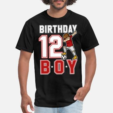 Twelve Year Old 12 Dabbing Soccer Player 12th BDay