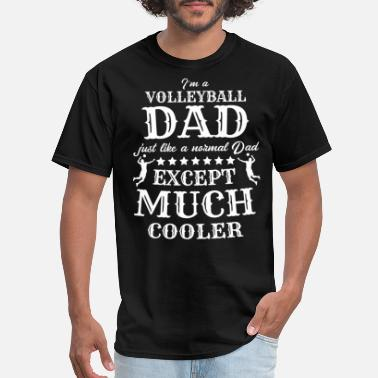 Volleyball Funny Volleyball Playing Volleyball Gift Funny - Men's T-Shirt