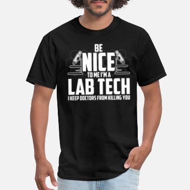 Laboratory Medical Lab Tech Gift - Laboratory Technician - Men's T-Shirt