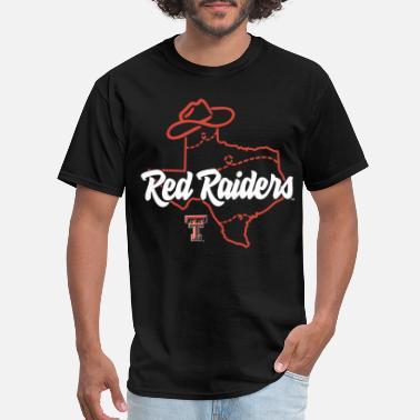Shop Red Raider T-Shirts online   Spreadshirt
