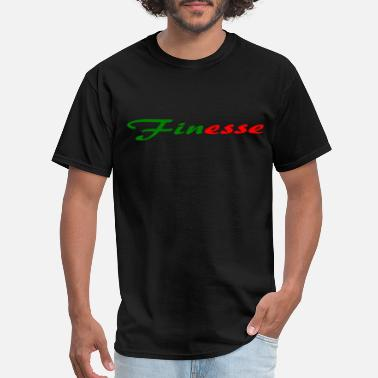 Finessed Finesse - Men's T-Shirt