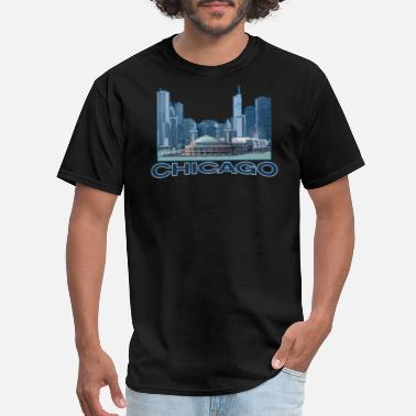 Chicago Chicago T-Shirt - Chicago Shirt - Chicago Tees - Men's T-Shirt