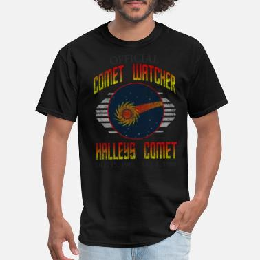 Comet Watcher Vintage - Men's T-Shirt