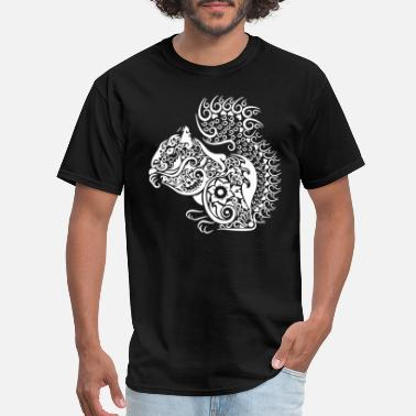 Squirrel Squirrel Funny Shirt - Men's T-Shirt