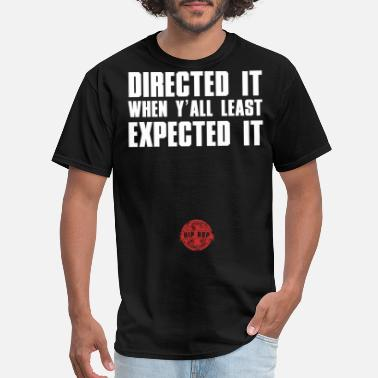 New Directions DIRECTED IT WHITE NEW - Men's T-Shirt
