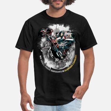 Overwatch Reinhardt Overwatch: Reinhardt 2 - Men's T-Shirt