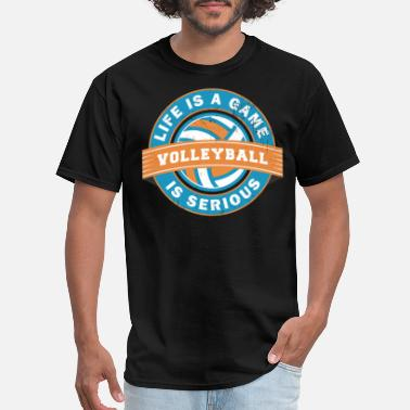 Volleyball Quote Volleyball - Men's T-Shirt