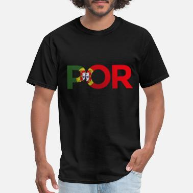 Portugal Fan Portugal - Men's T-Shirt