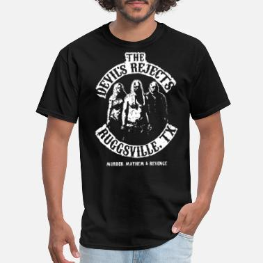 The Devils Rejects the devil s rejects ruggsivillls trucker - Men's T-Shirt