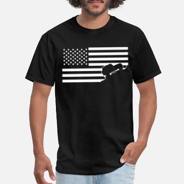 Offroad JEEP AMERICA - Men's T-Shirt