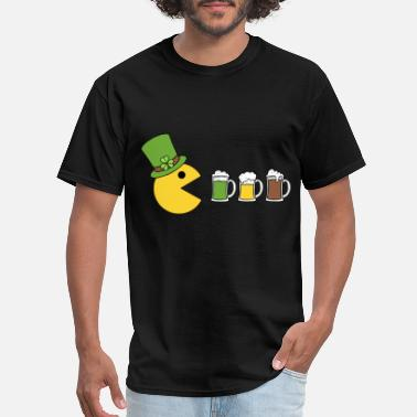 drink beer funny t shirts - Men's T-Shirt