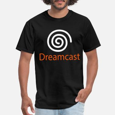 Sega Dreamcast DREAMCAST cool Retro SEGA Video Game logo Game - Men's T-Shirt