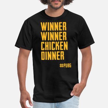 bdf99ba2f Supersoft Pubg Winner Chicken Dinner pubg Premium - Men's T-Shirt